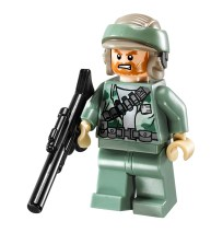 LEGO 10236 Ewok Village Endor Rebel Soldier