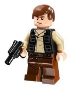 LEGO 10236 Ewok Village Han Solo