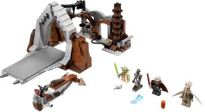 LEGO Duel on Geonosis 75017 Set