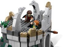 Lego Attack On Weathertop Play Features 9472