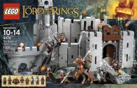 Lego Battle Of Helm's Deep 9474 Box Lord Of The Rings