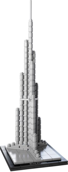 Lego Burj Khalifa 21008