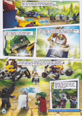 Lego Chima Comic Issue 1 Page 5