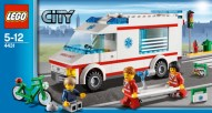 Lego City 2012 Ambulance