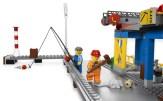 Lego City Harbor 4654 Dock