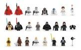 Lego Death Star 10188 Minifigures