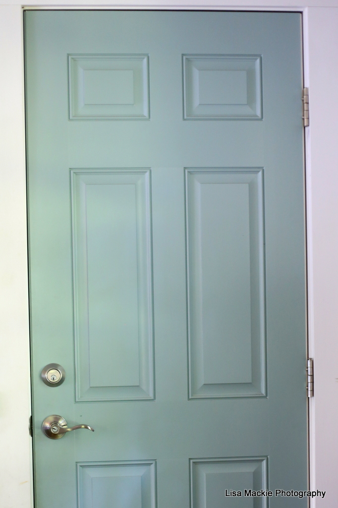 stratton blue paint door