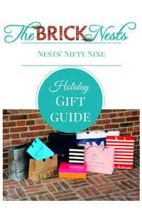 Jillian's Nests' Nifty Nine Holiday Gift Guide