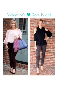 Valentine's Date Night Outfits