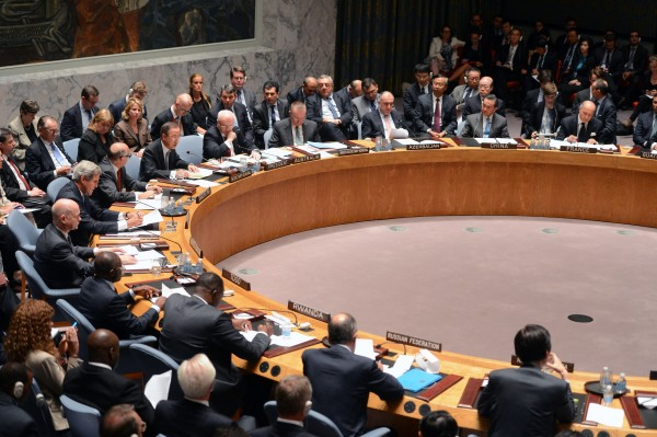 The UNSC is troubled by reports of chemical weapons use in Syria and Iraq, and extended OPCS's mandate for a year [Xinhua]