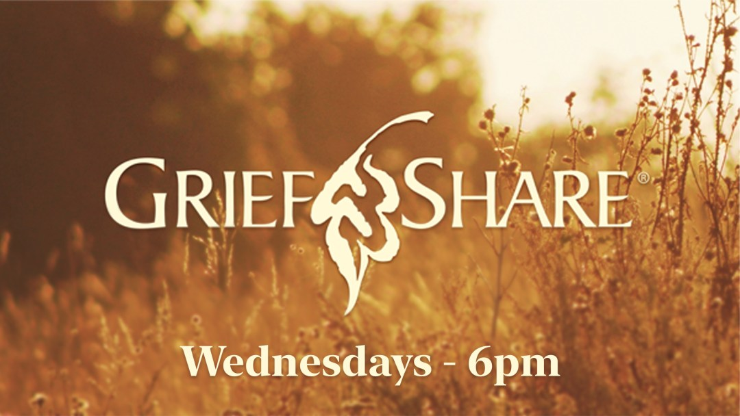 Sign up for GriefShare