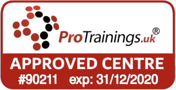 ProTrainings Approved Centre logo