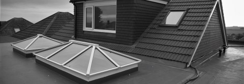New roof tiles can transform the look of your property.