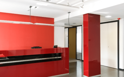 3 Tips in Choosing the Right Paint Colours for Your Business