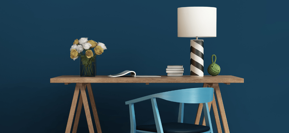 5 Unique Paint Colours That Are Perfect for Tiny Spaces
