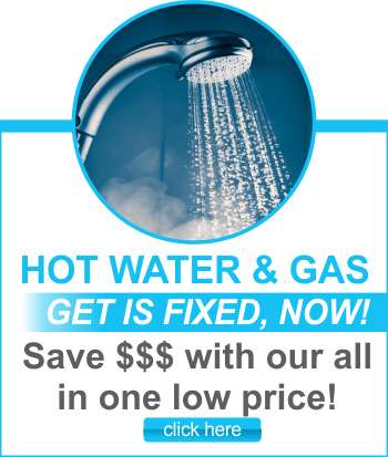 Hot Water & Gas Repairs and Installation Brisbane