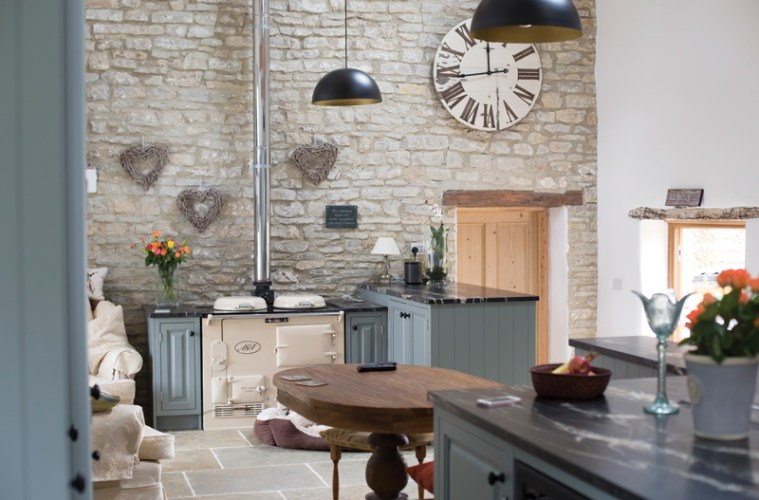 The Modern Country Kitchen With The Grain The Bristol Magazine Online
