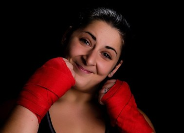 Gina Hopkins is the Chair of the Mayoral Group on Participation in Sport and Physical Activity. Gina poses, smiling, with her hands wrapped for sparring. Gina writes today about the Paralympic Games.