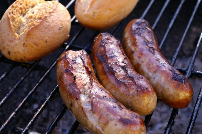 German sausages.