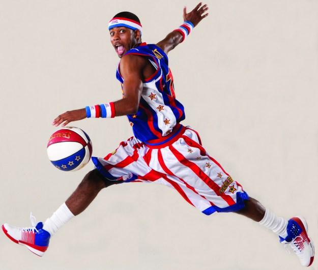 """Ant"" Atkinson. Harlem Globetrotters - Basketball."