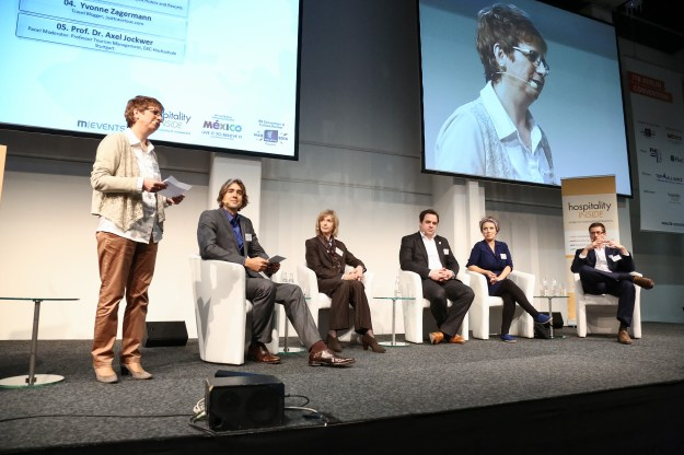 ITB Berlin: Talking about Hospitality and Tourism.