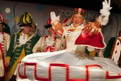 The Virgin - Cologne Carnival 2014.