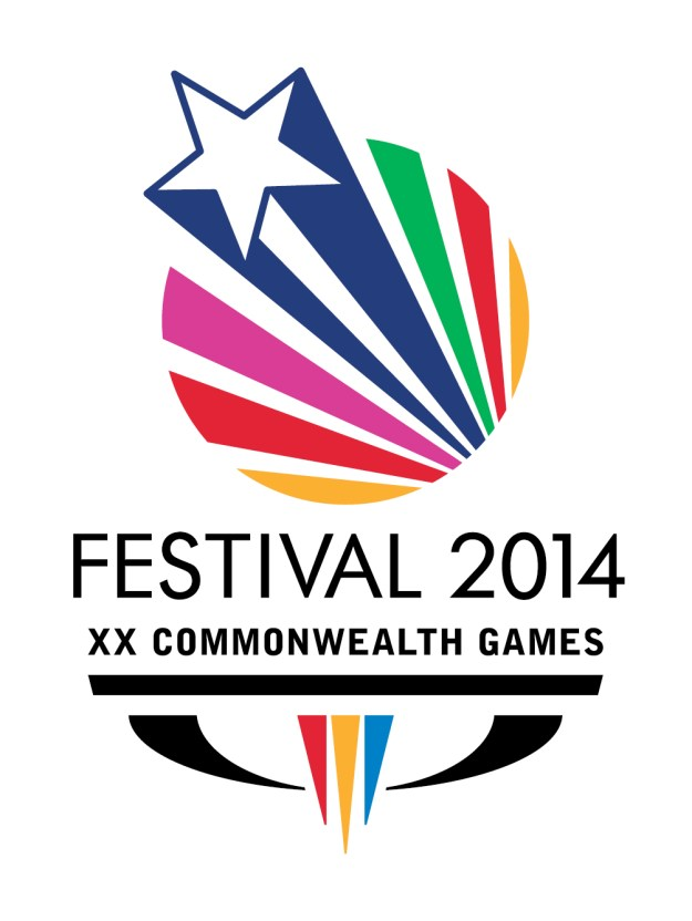 The Commonwealth Festival Logo.