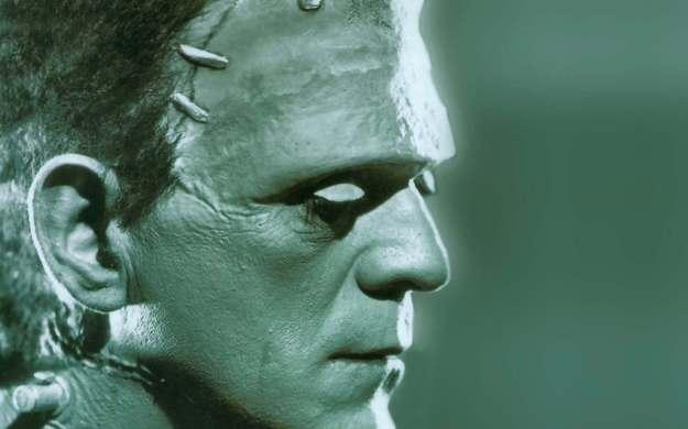 Frankenstein of old! http://ihorror.com