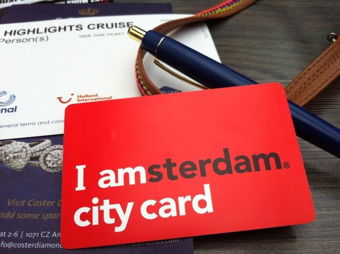I amsterdam city card; amsterdam; city card; Amsterdam; Holland; Netherlands; the Netherlands; Europe; travel;