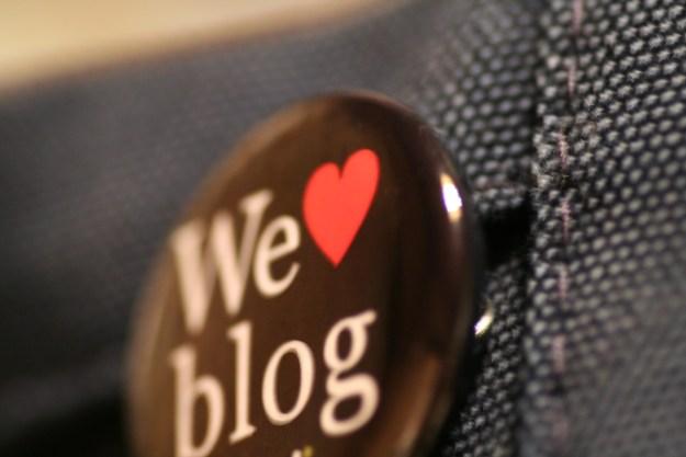 We love my blog!