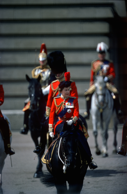 Queen Elizabeth II - UK /GB
