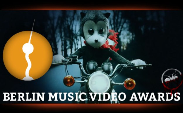 Best Animation: The Prodigy - Berlin Music Video Awards