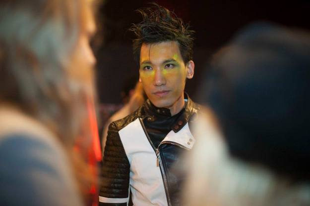 Berlin Music Video Awards with Musk Ming at K17- The Club.