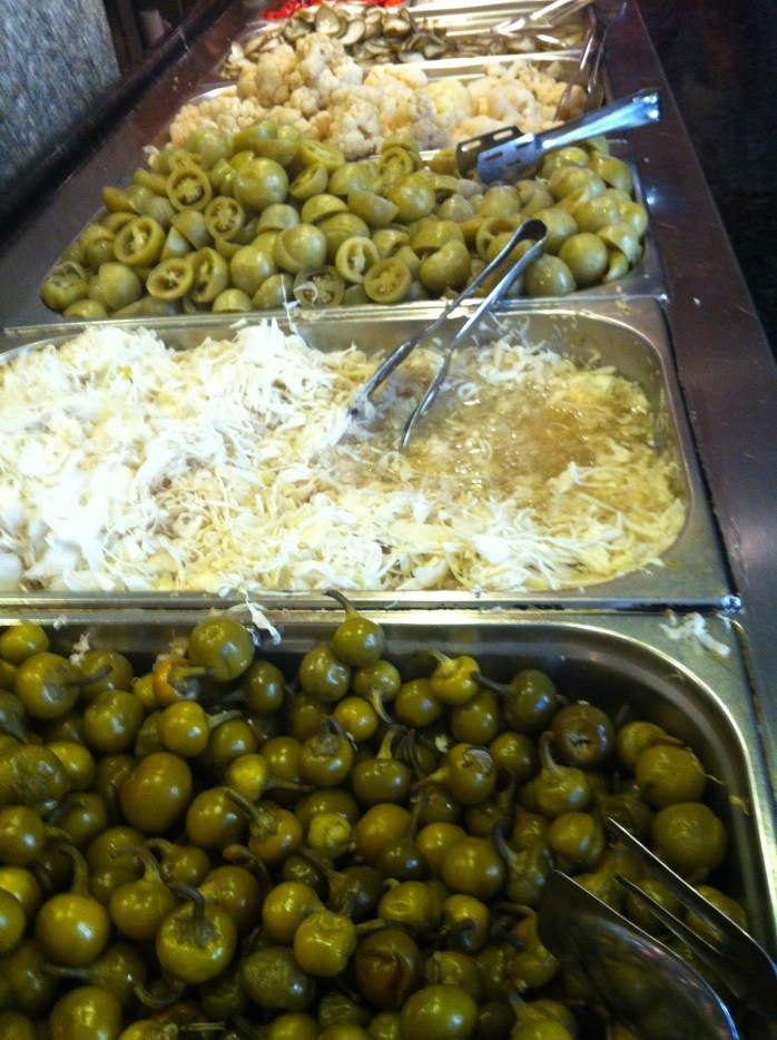 Hungarian pickles - but I haven't a clue what they are!
