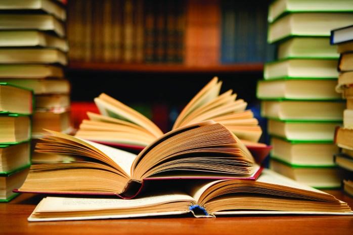 Books - Image Credit WhyDev