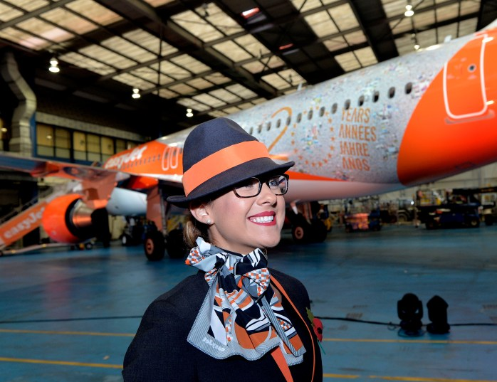 20 years of EasyJet flying!