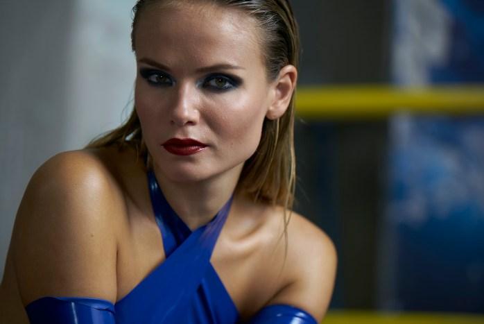Natasha Poly - Mercedes-Benz Fashion Week Berlin - Autumn/Winter 2016.