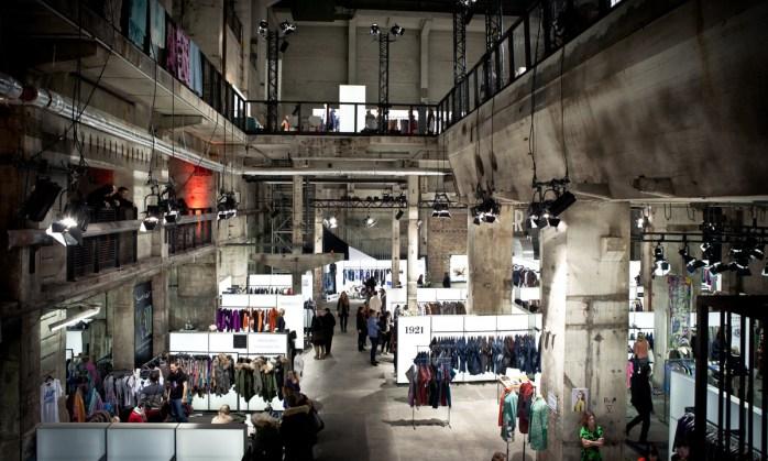 SHOW&ORDER - Berlin Fashion Week 2016.