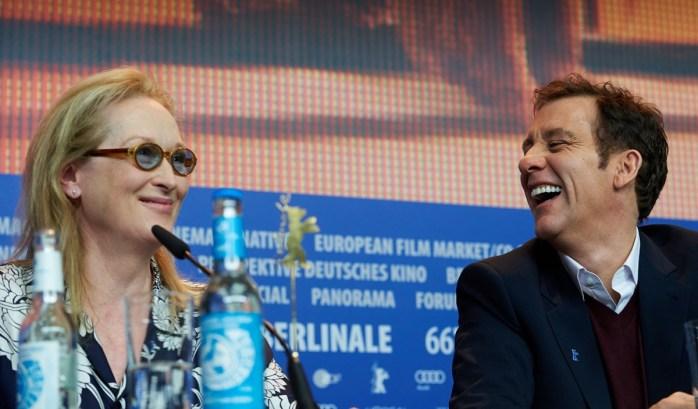 Meryl Streep & Clive Owen. © Berlinale