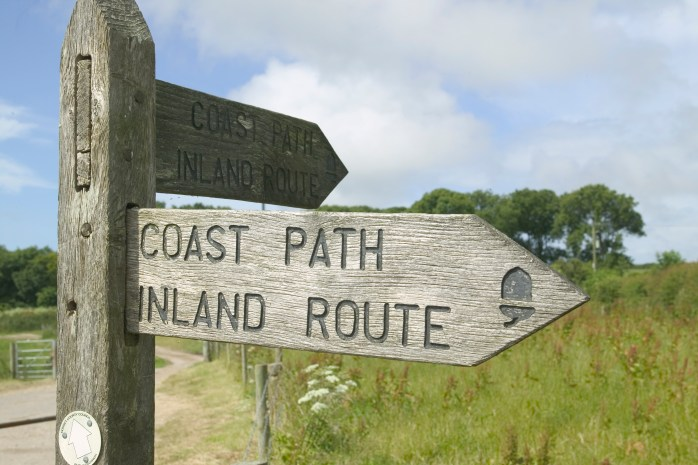 Follow the path and route in Cheshire!