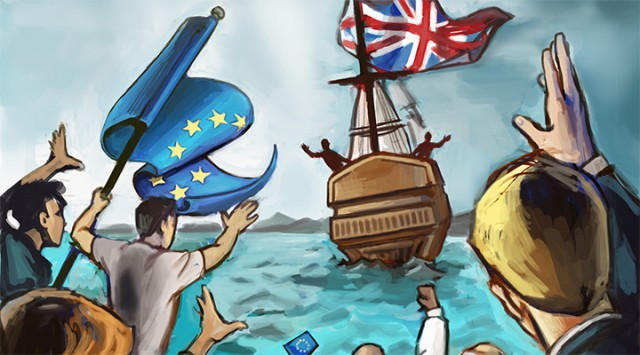 Brexit: So Britain is out of the European Union. Now what? We'll somehow make it through. @Melissa Barreiro