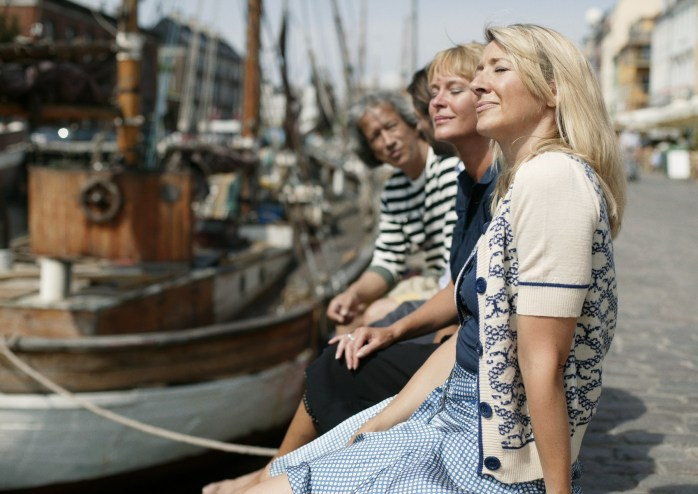 Beautiful Danish people! How to visit Copenhagen on a budget. Even though I missed my last connection. Again! ©Niclas Jessen