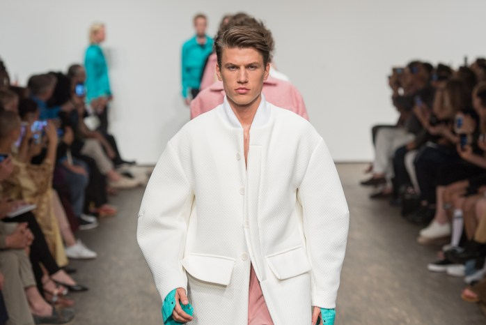 How to be young, bright and absolutely fabulous – showing your stuff at Berlin Fashion Week!
