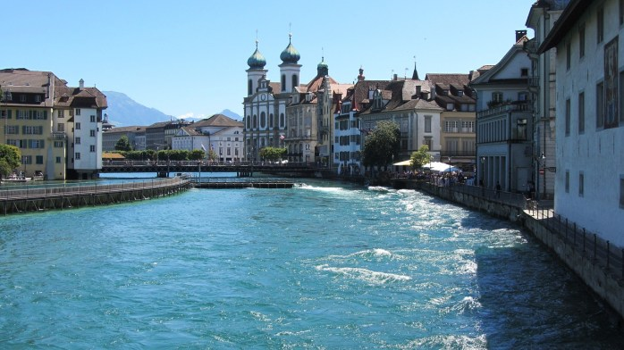 How to spend 48 astonishing hours in Lucerne, otherwise known as Luzern - On a budget!