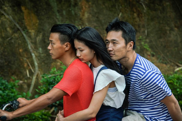 Bing Lang Xue The Taste of Betel Nut - Yue Ye, Shen Shi Yu & Zhao Bing Rui ©Berlinale