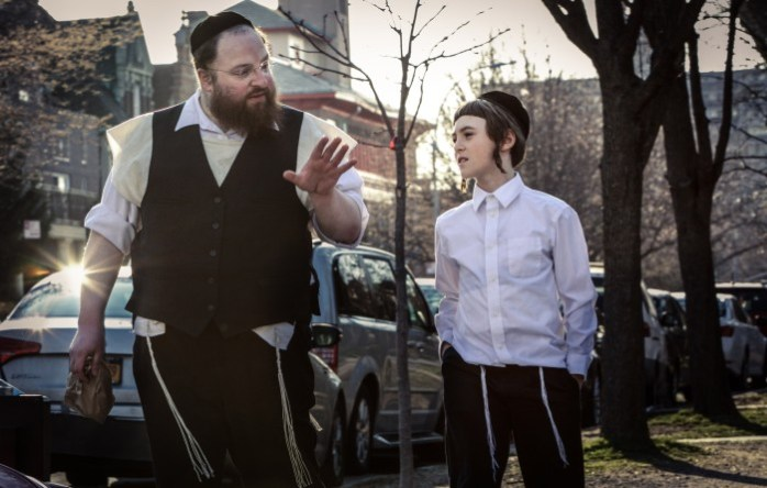 Menashe - The first Yiddish film to be presented at the Berlinale. Ever! © Federica Valabrega