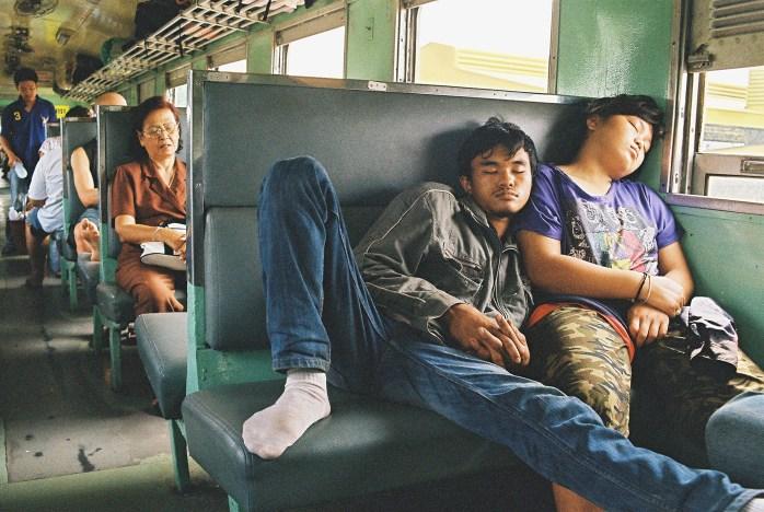Railway Sleepers ©Phim Umari