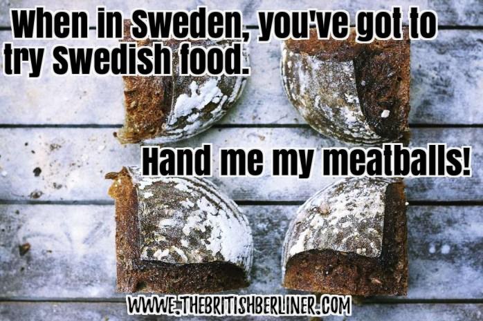 Sweden; Swedish; Swedish bread; Swedish food; Nordic; Scandic; Scandinavia; Scandinavian; Europe; Northern Europe; travel;