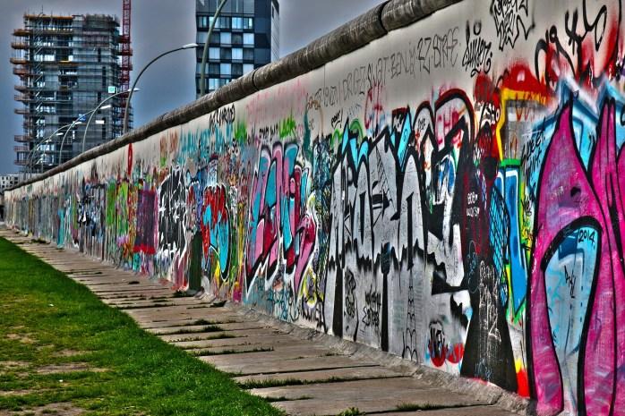 East Side Gallery; Eastside; Gallery; street art; graffiti; Eastside Gallery; After the Fall of the Berlin Wall; Berlin Wall; Mauerfall; Brandenburg Gate; Brandenburger Tor; Gate; Tor; Brandenburg; Berlin; Germany; Federal Republic of Germany; Festival of Lights; Freedom; Identification; FRG; GDR; DDR; German; German Democratic Republic; Reunification; German Reunification; Nur Mit Euch; Only With You; October 3rd; 1989; Tag der Deutschen Einheit; der Deutschen Einheit; Deutschen Einheit; Deutsche; Deutsche; East Germany; West Germany, the Germans; Germans; die Deutschen; Mauer; After the Fall of the Berlin Wall; Europe; Travel;