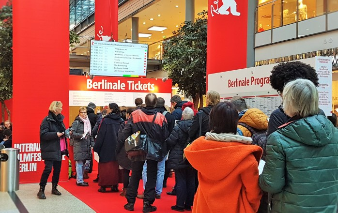 A Beginners' Guide to the Berlinale / The Berlin